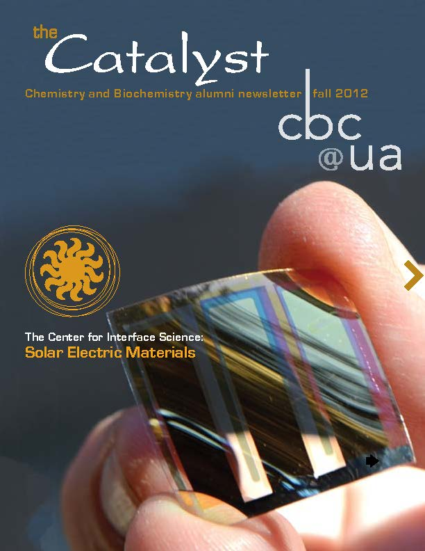 Catalyst Newsletter Fall 2012